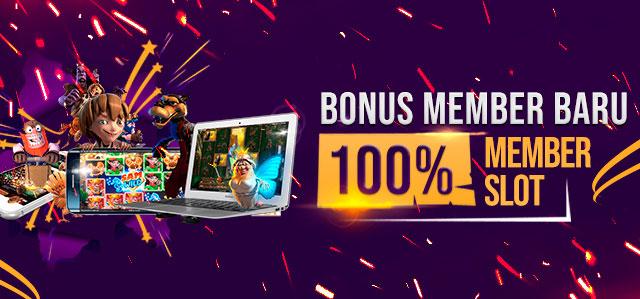 BimaBet Bonus Member Baru Slot
